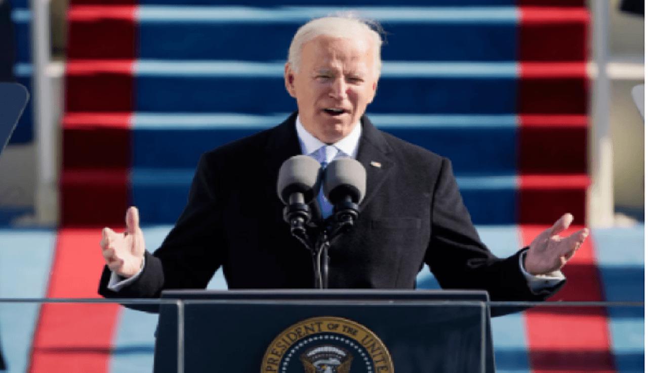 İşte Joe Biden'nın dünyaya ilk mesajı