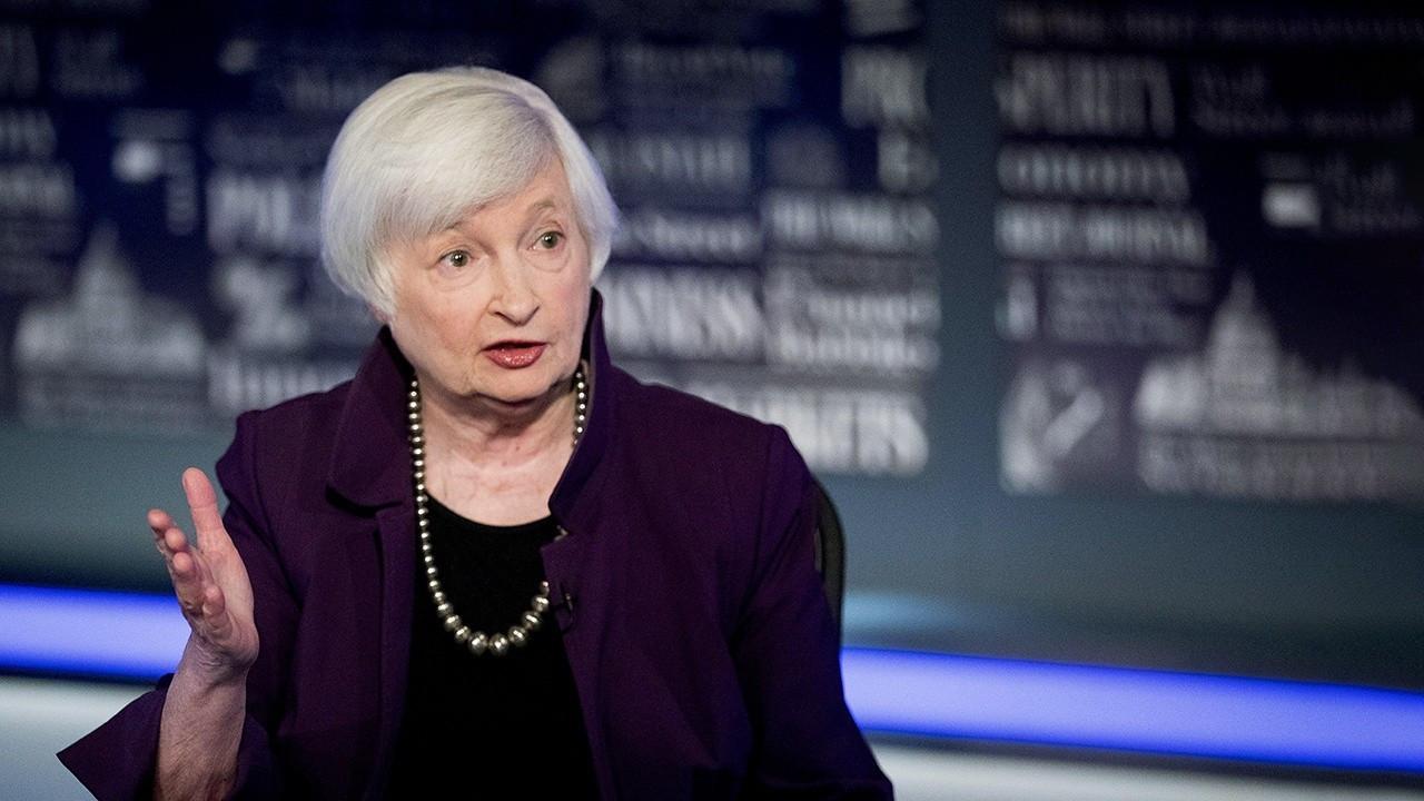 Yellen, enflasyon endişelerini yatıştırmaya çalışıyor