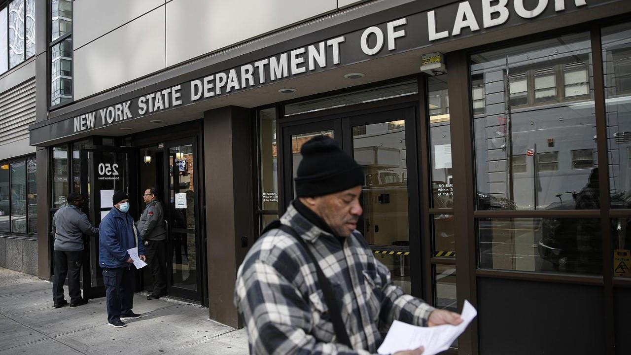 ABD'de haftalık işsizlik maaşı başvuruları 293 bine düştü