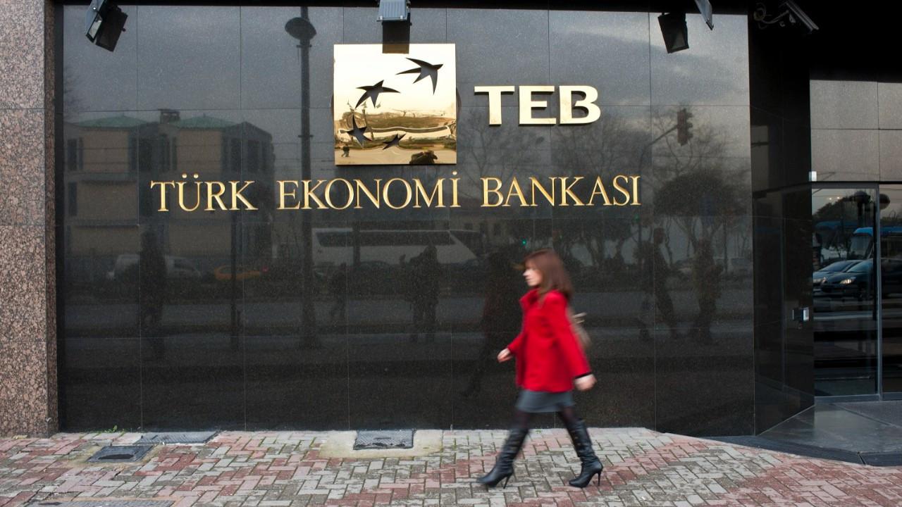 TEB ilk çeyrekte 339 milyon lira kâr elde etti