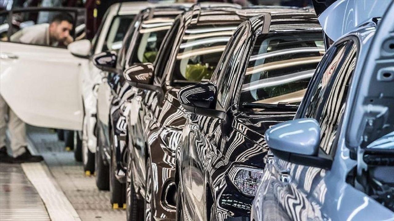 Otomotiv pazarı nisan ayında yıllık yüzde 132,4 artış kaydetti