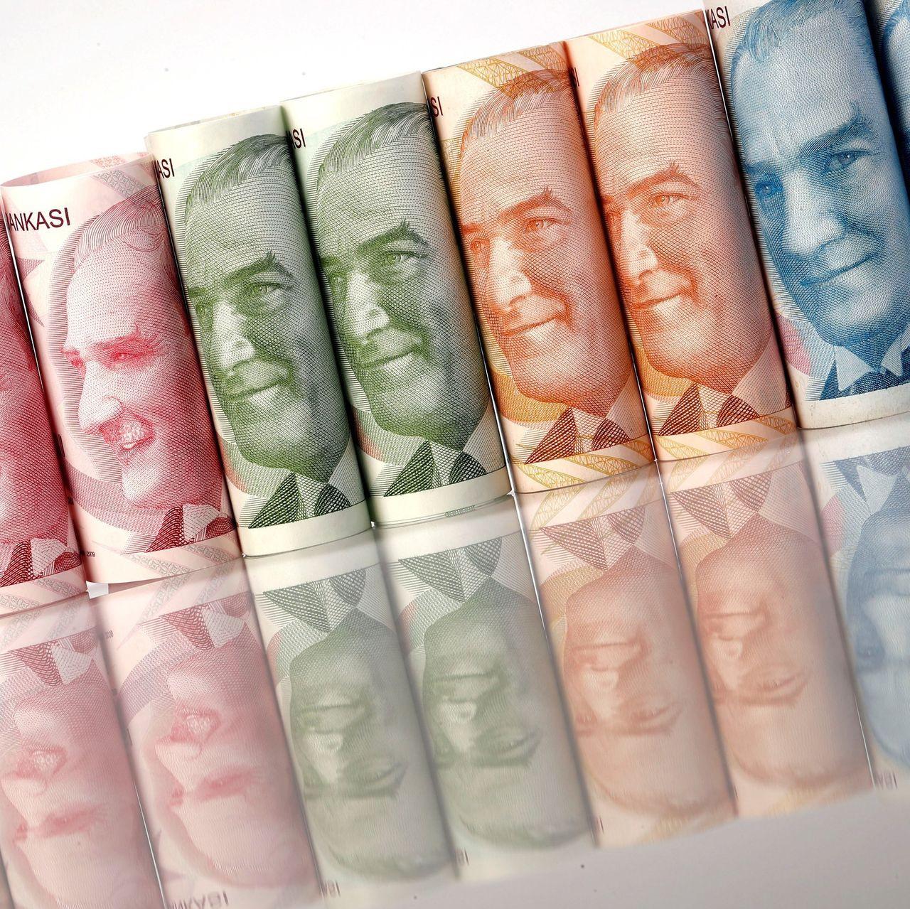 Merkez Bankası'ndan piyasaya yeni banknotlar sürülüyor