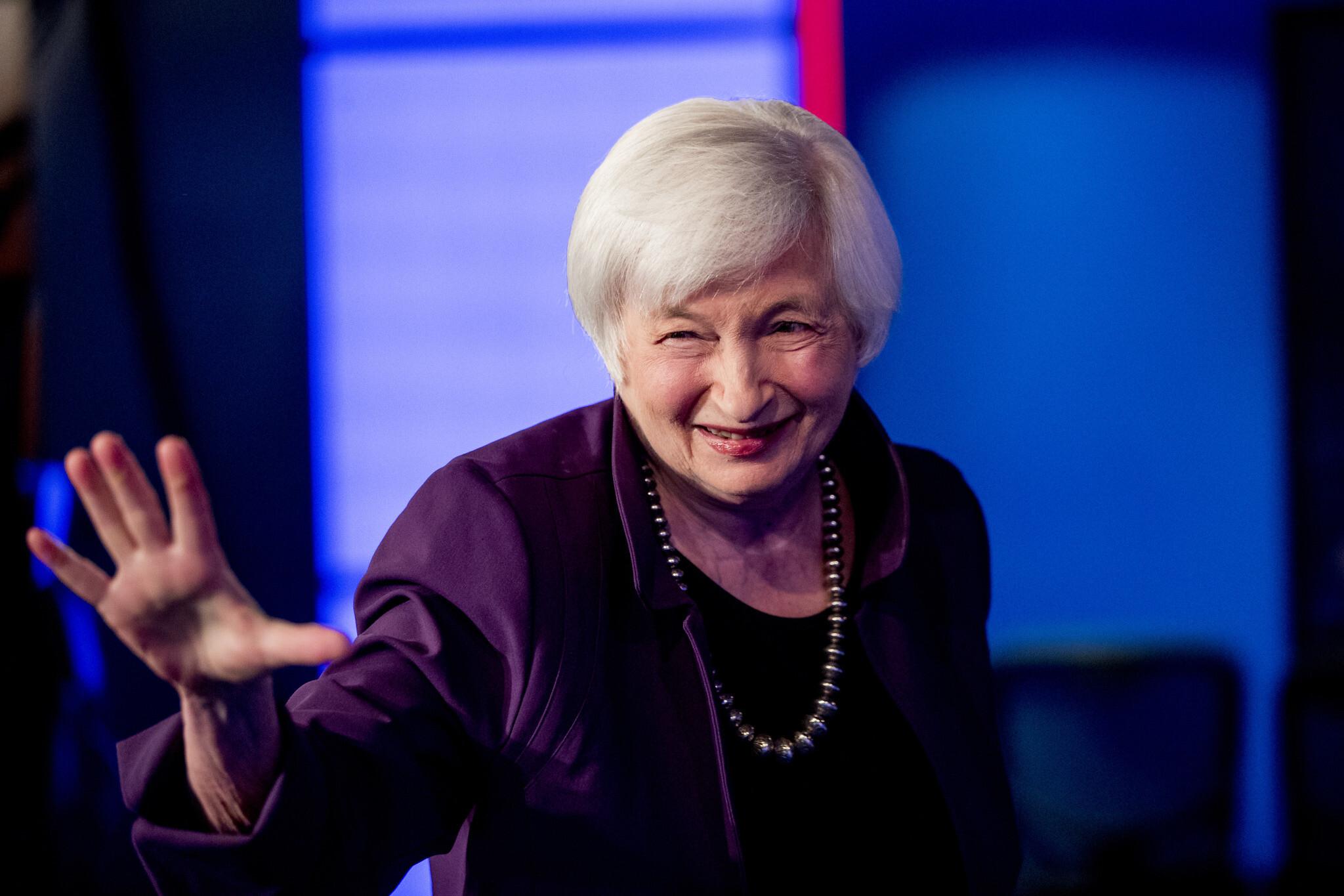 Yellen, olağanüstü tedbirler konusunda Kongre'yi bilgilendirecek