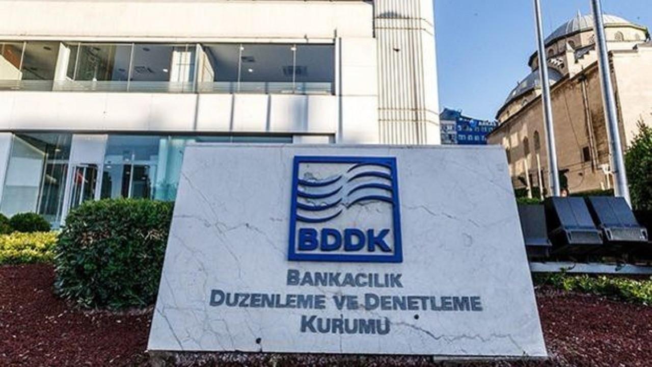 BDDK: Bankacılık sisteminde krediler azalırken, mevduat arttı