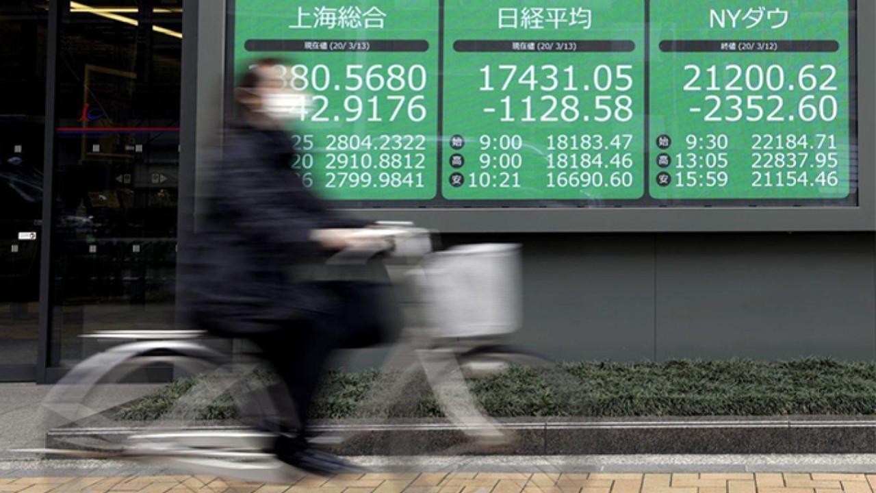 Asya borsaları açıklanan ekonomik veriler sonrasında karışık seyretti