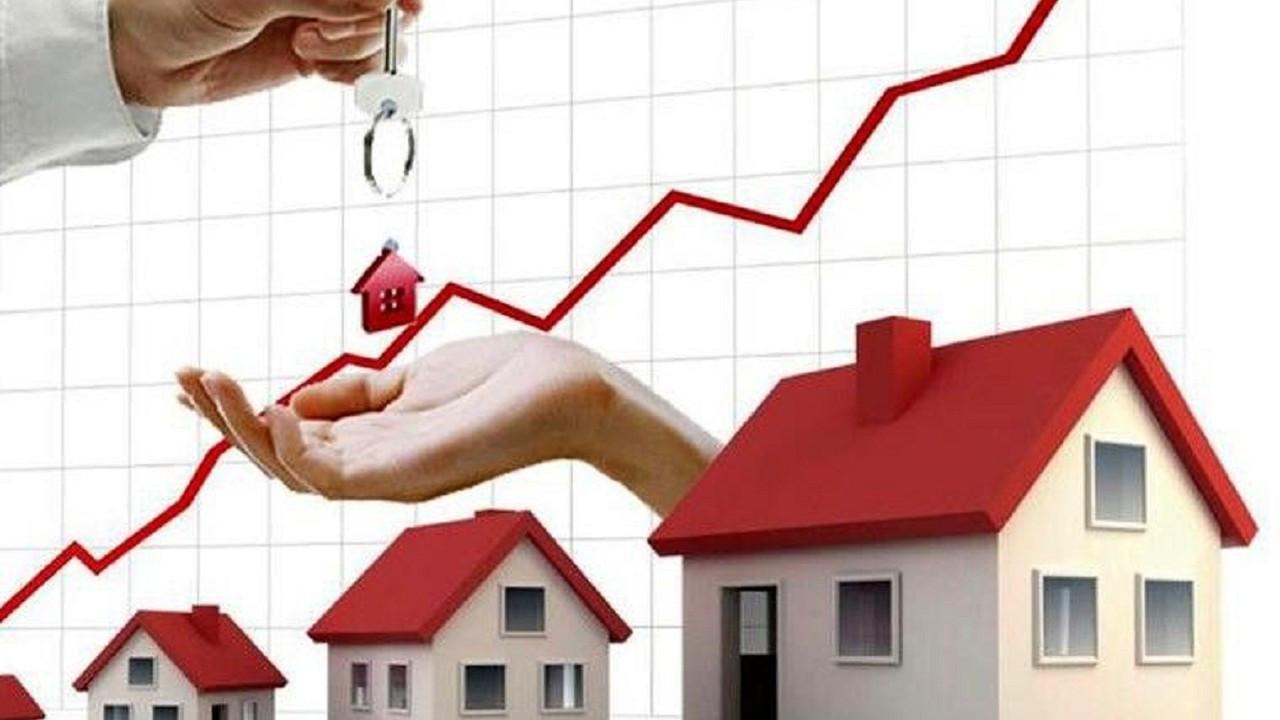 TCMB: Şubat ayında Konut Fiyat Endeksi aylık yüzde 2,6 arttı