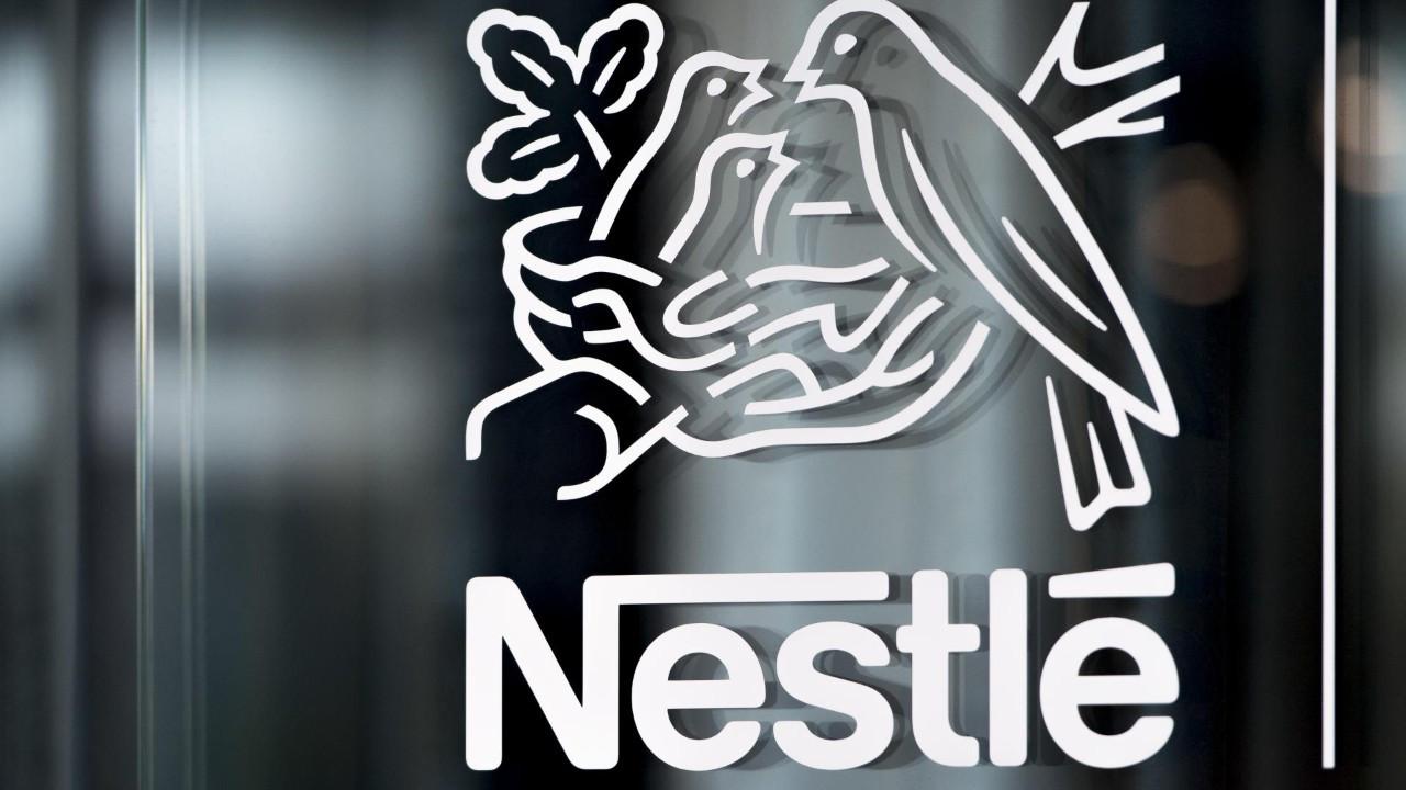 Nestlé'den ilk çeyrekde büyüme