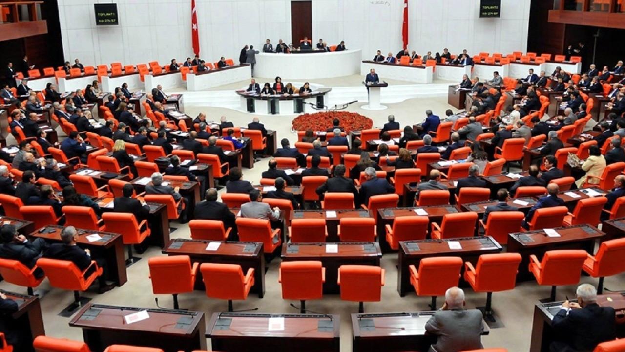 2022 Bütçe Kanunu Teklifi Meclis'e sunuldu