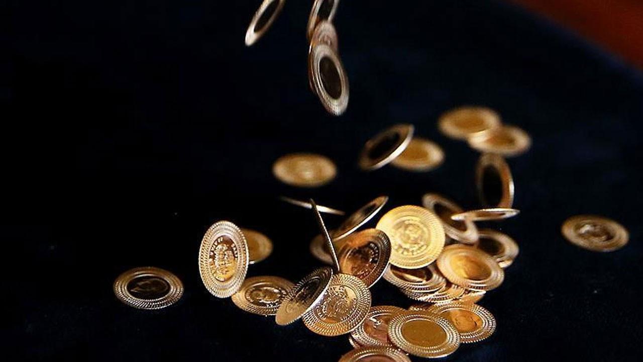 Altının kilogramı 497 bin 700 liraya geriledi
