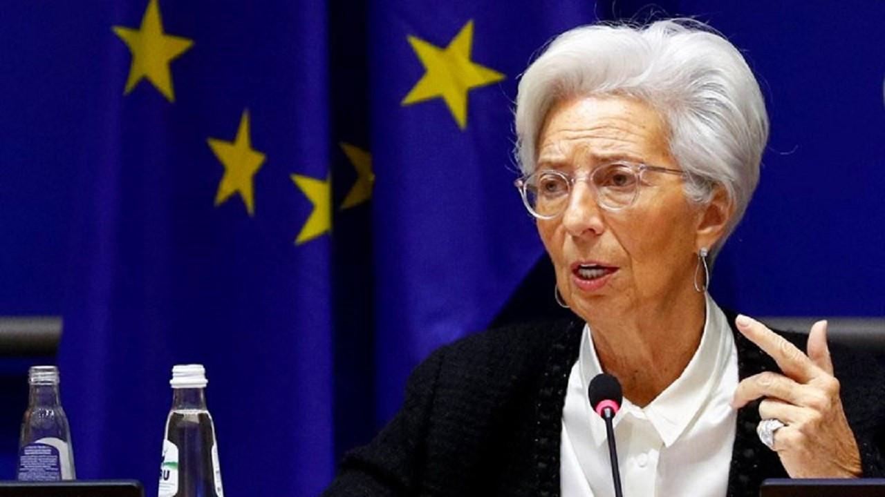 Lagarde: Enflasyondaki yükselişi geçici görmeye devam ediyoruz