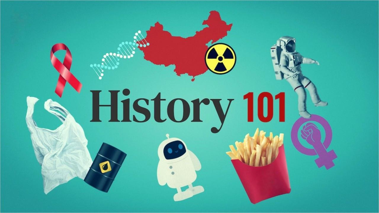 Netflix'in belgesel dizisi History 101, ikinci sezon onayını aldı