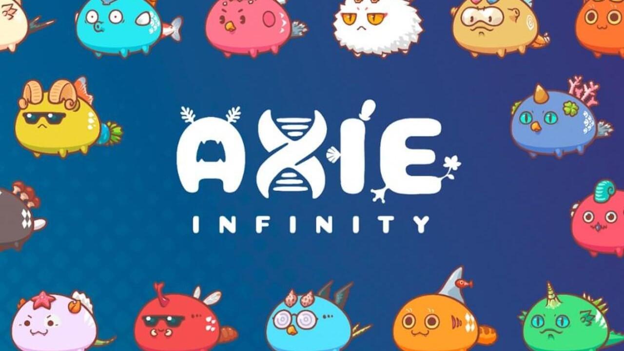 Axie Infinity (AXS) çatıdan geçiyor