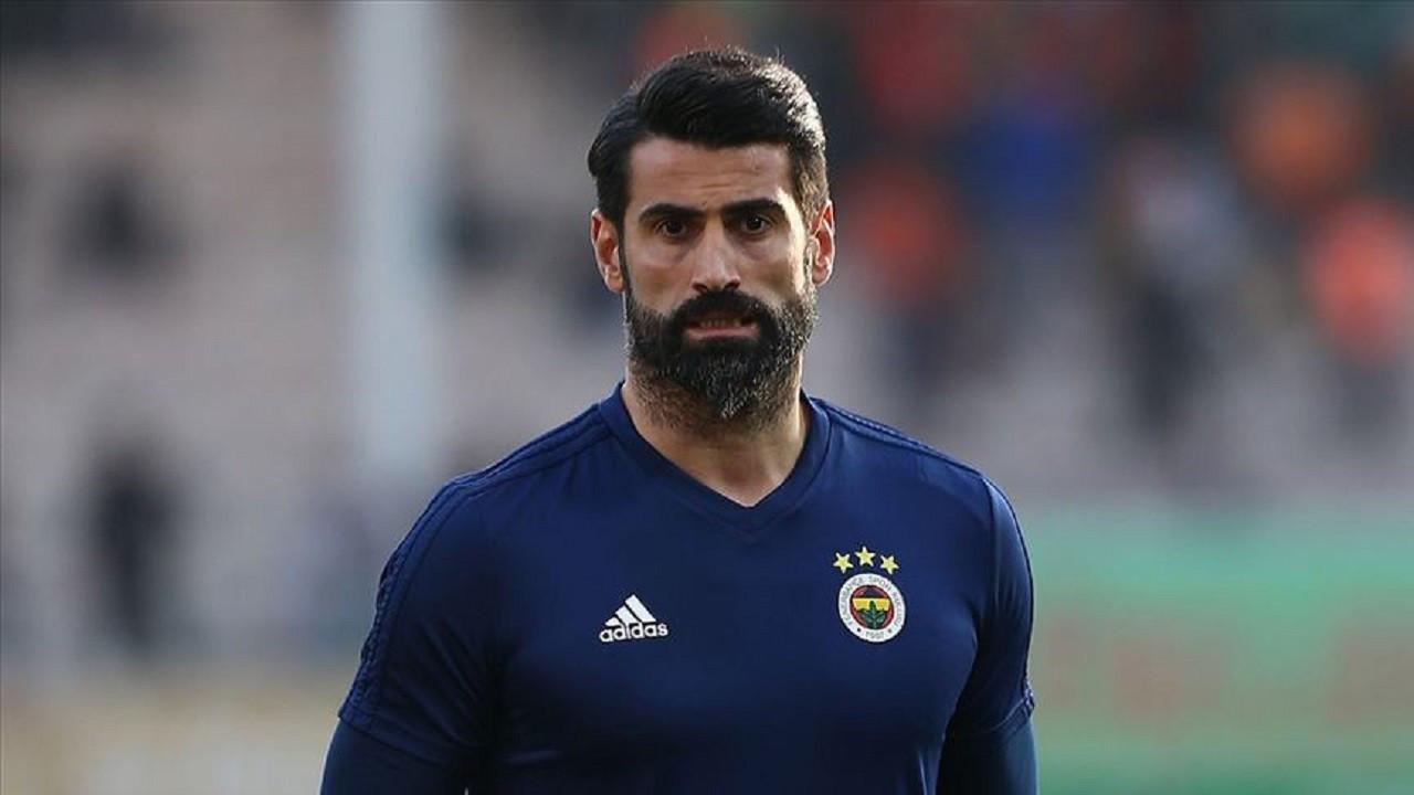 Volkan Demirel, Fenerbahçe'ye veda etti
