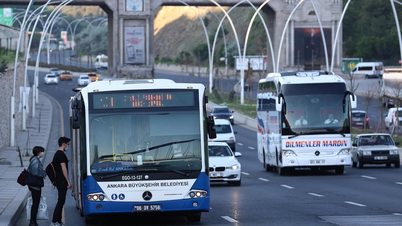 Kurban Bayramında Ankara'da toplu taşımalar ücretsiz olacak
