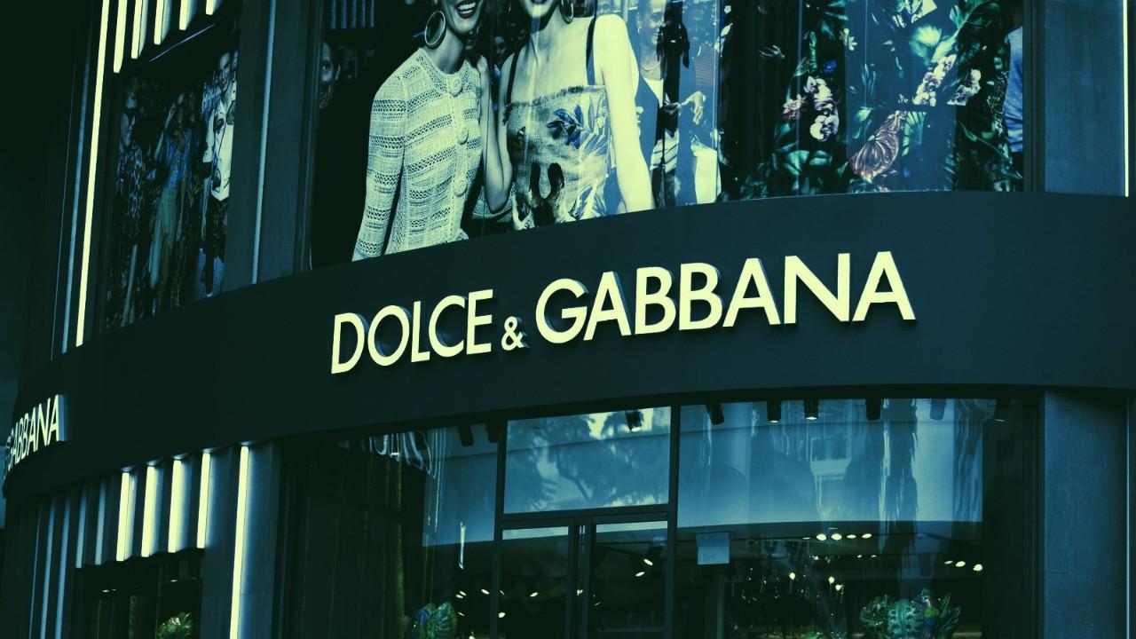 Dolce & Gabbana, Venedik'te NFT koleksiyonu başlatıyor