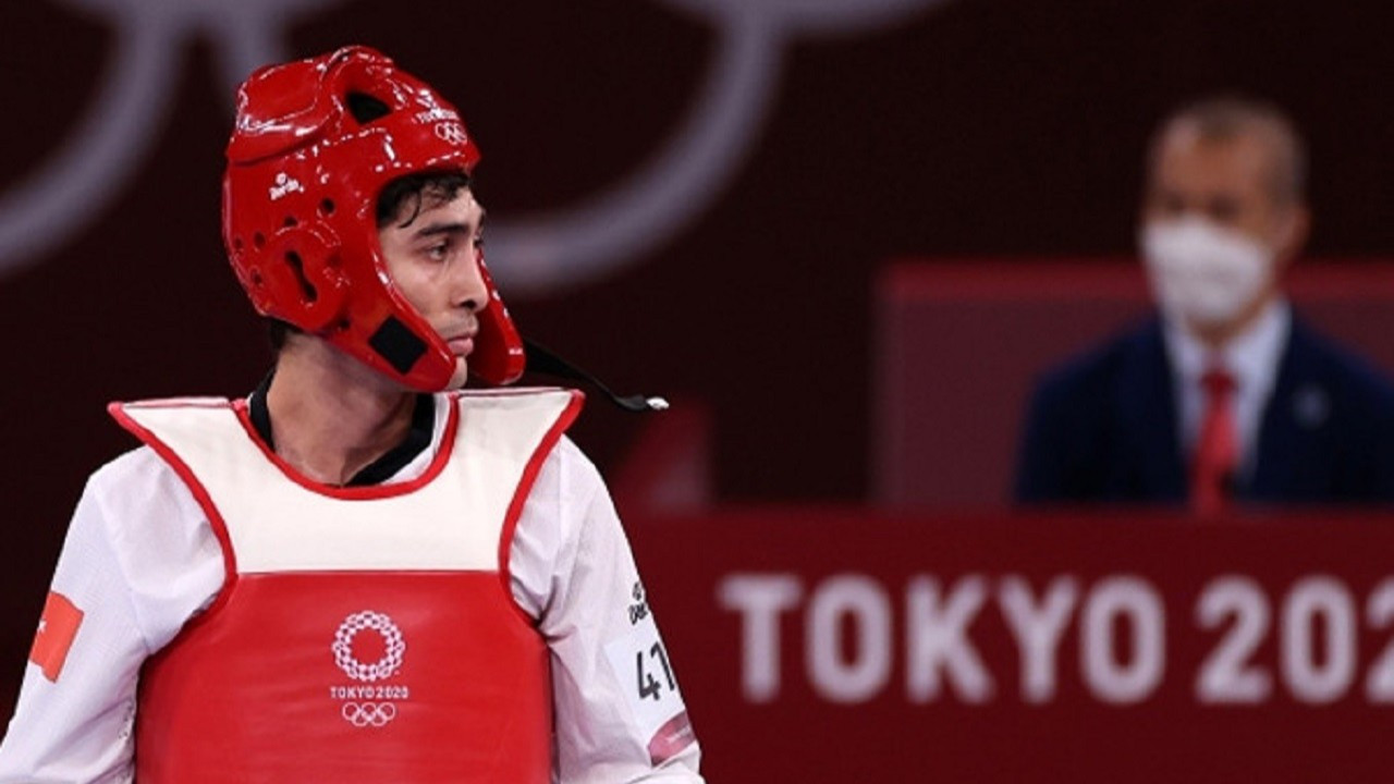 Olimpiyatlarda ilk madalya geldi