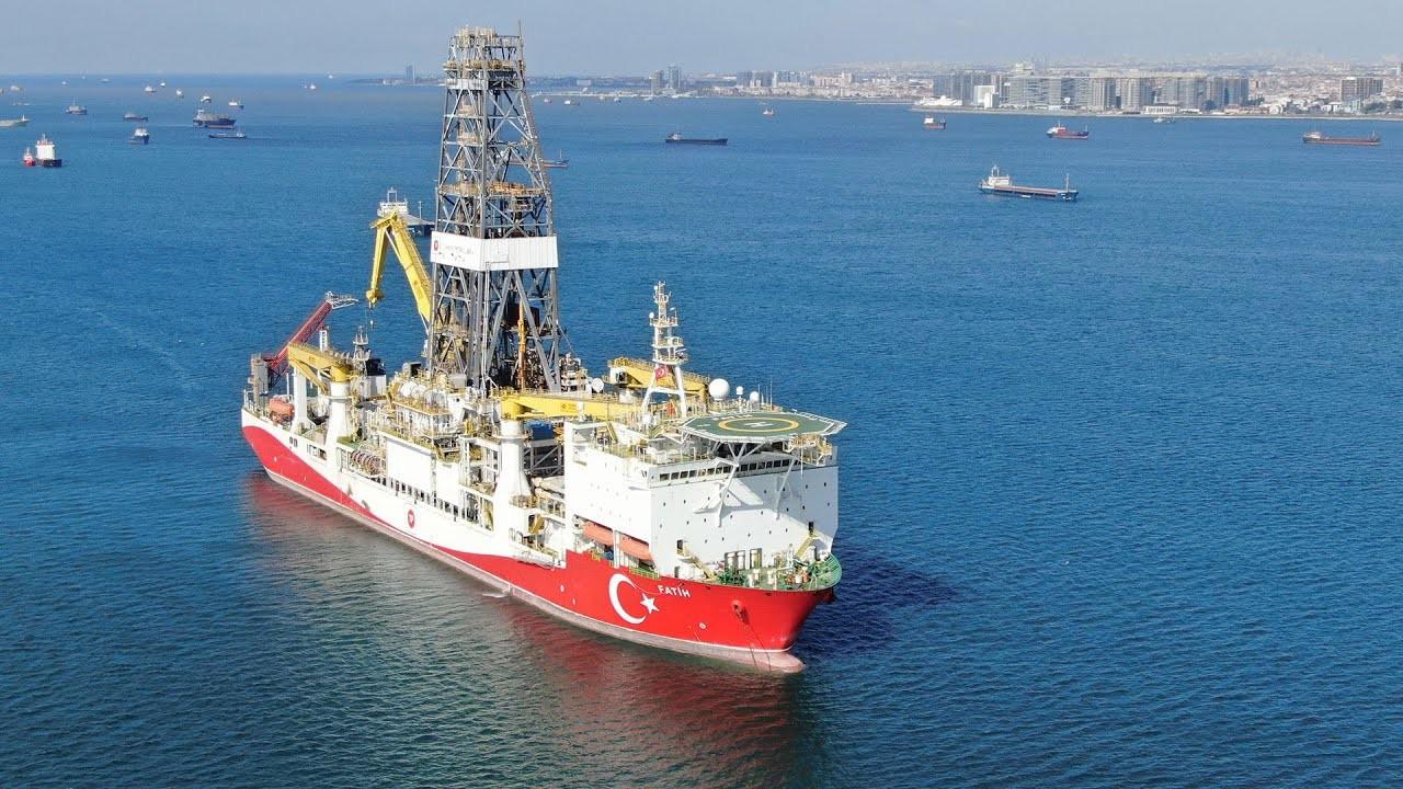Fatih sondaj gemisi, Türkali-4'te sondaj çalışmalarına başladı