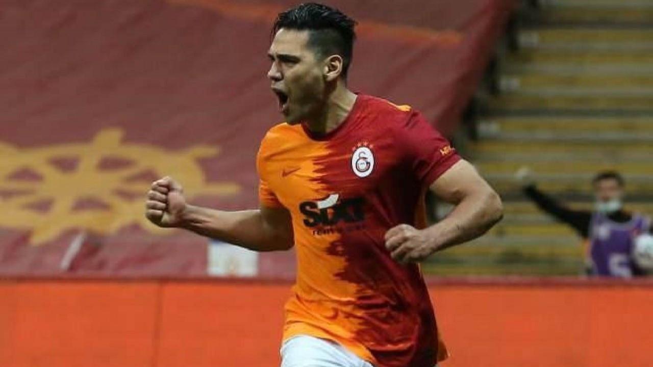 Galatasaray ile Falcao yolları ayırdı