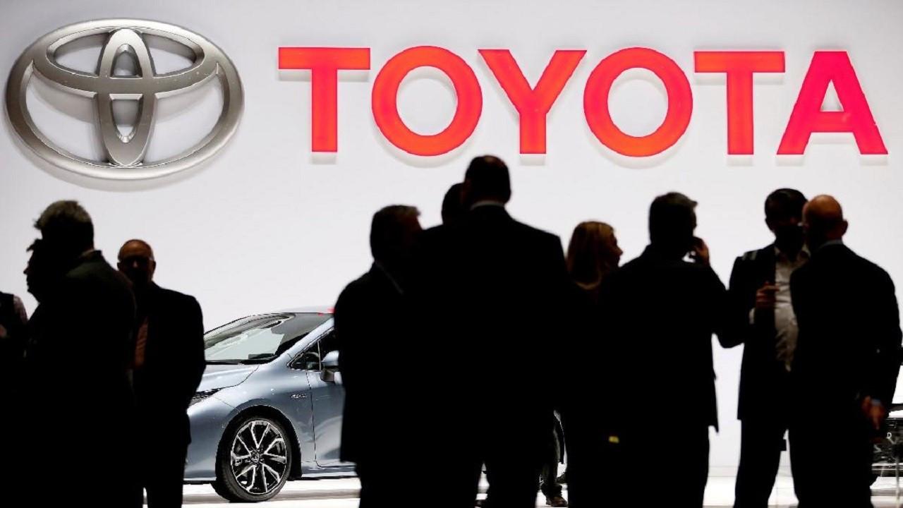 Toyota global çapta üretim kapasitesini düşürüyor