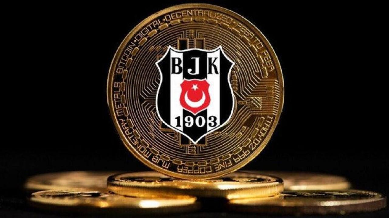 Beşiktaş'tan büyük sürpriz: Beşiktaş Token geliyor!