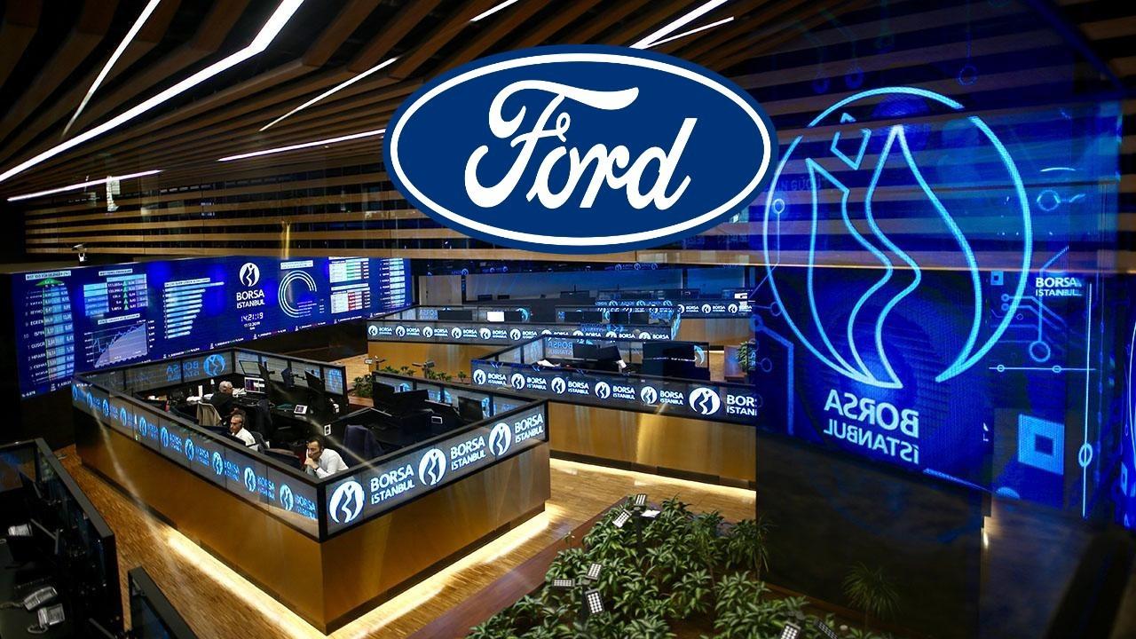Ford hisseleri yüzde 2 kazançla işlem görse de haftalık bazda kaybetti
