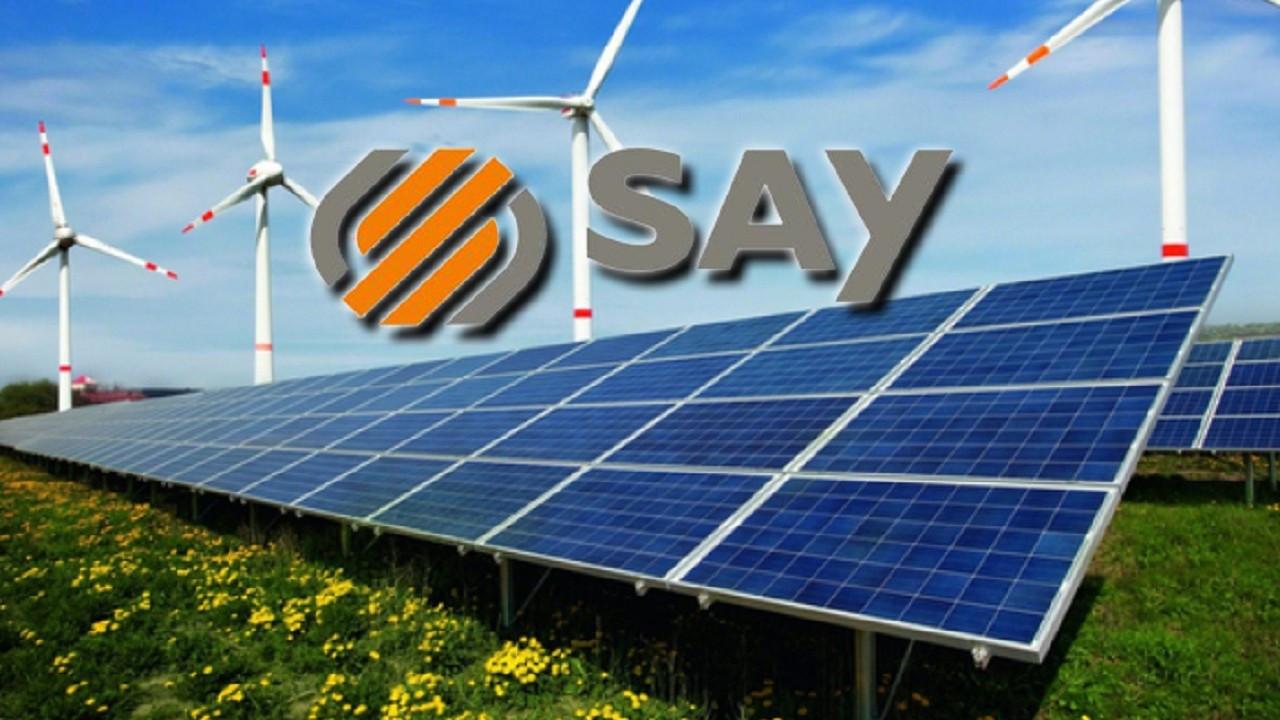Say Yenilenebilir Enerji'nin siparişleri artıyor