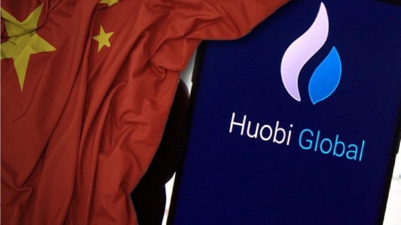 Çin'in kripto para borsası Huobi, yeni kayıtları durdurdu