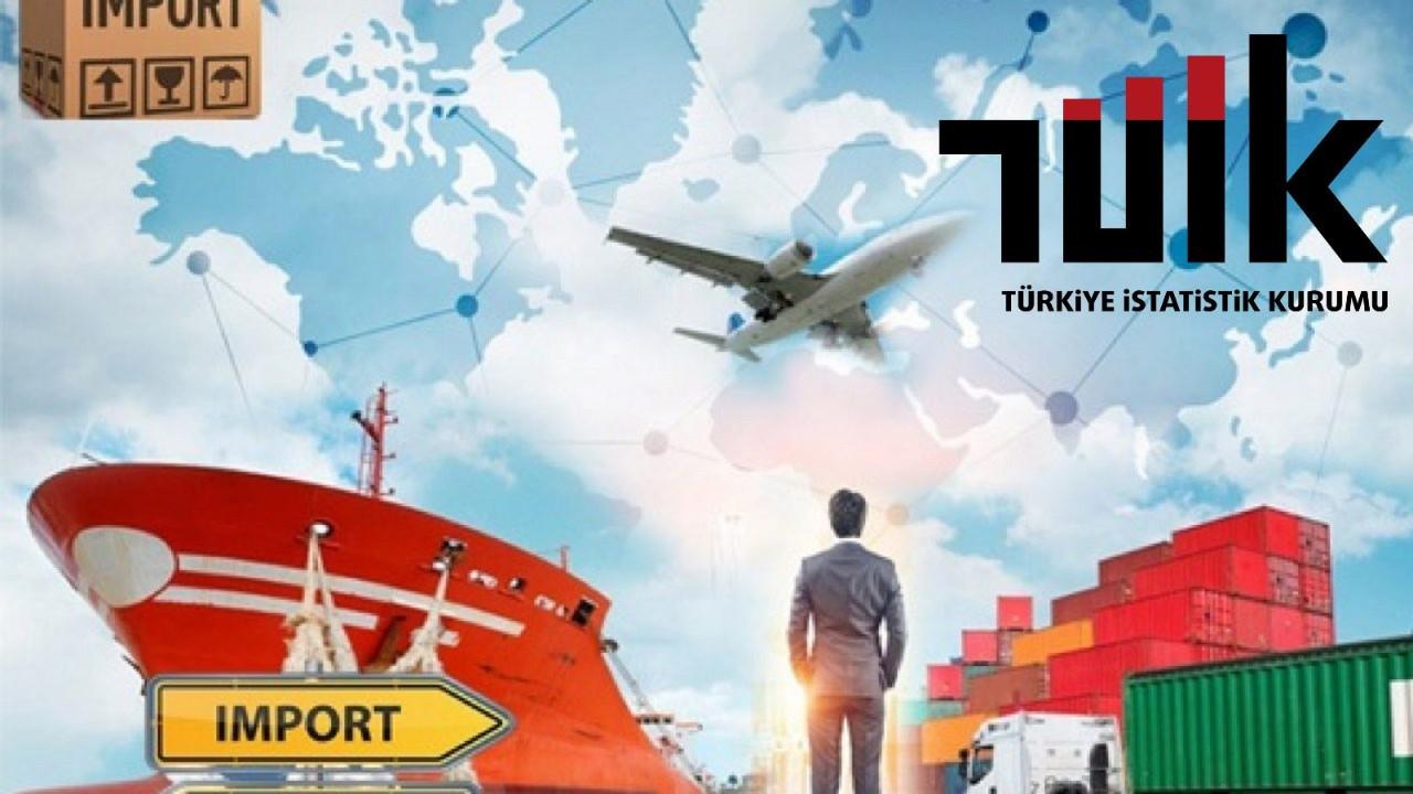 Ağustos ayında GTS'ye göre dış ticaret açığı 4,26 milyar dolar oldu