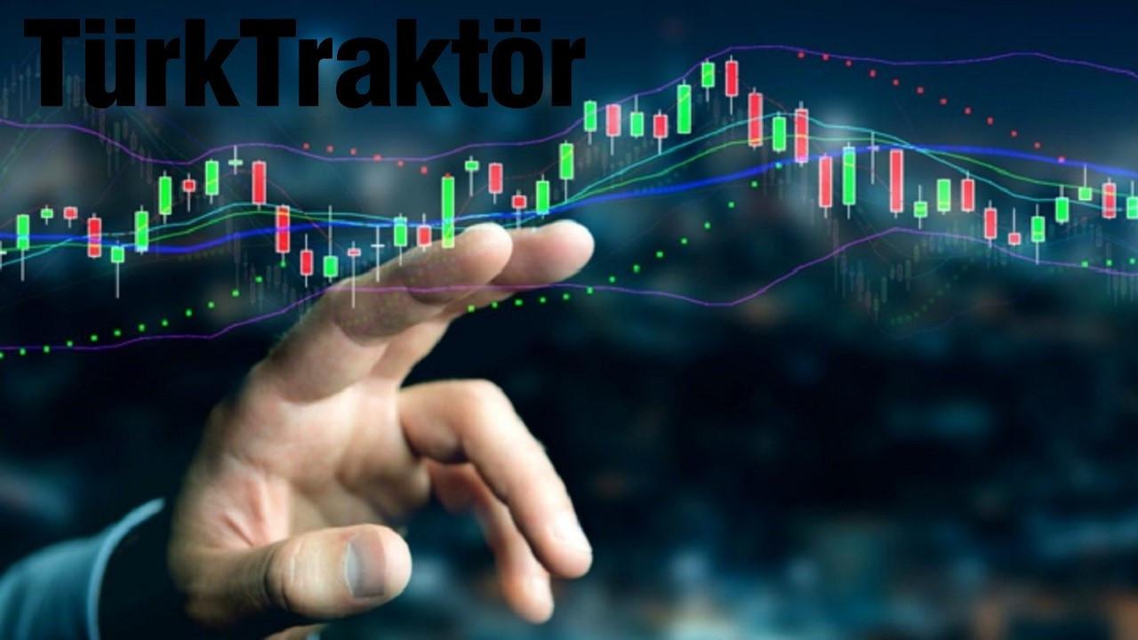 Türk Traktör hisseleri, eylül ayında yüzde 33 artmasına rağmen düşüyor