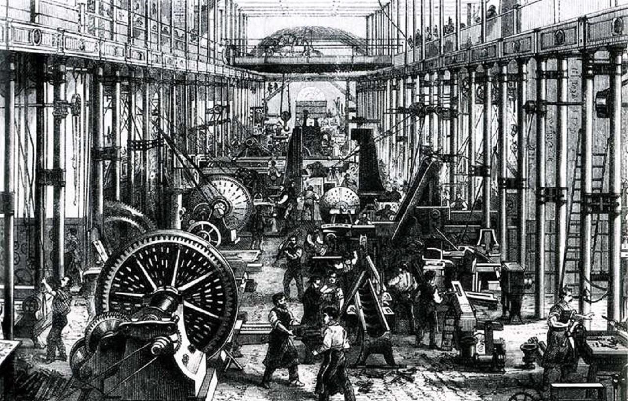 Endüstri devrimi ve ekonomik sonuçları